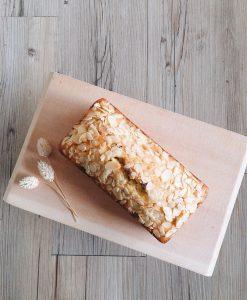 經典杏仁磅蛋糕
