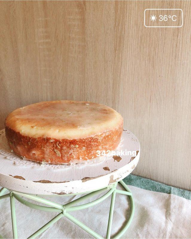 夏日對味-左岸檸檬磅蛋糕